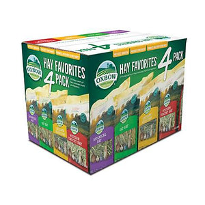 Oxbow - Hay Favorites Variety Pack 60oz.
