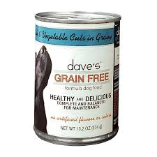 Dave's Ocean Fish & Veg Canned Dog
