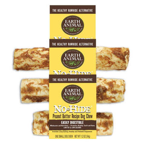 Earth Animal No-Hide Peanut Butter Chews