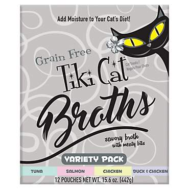 Tiki Cat - Variety Broths