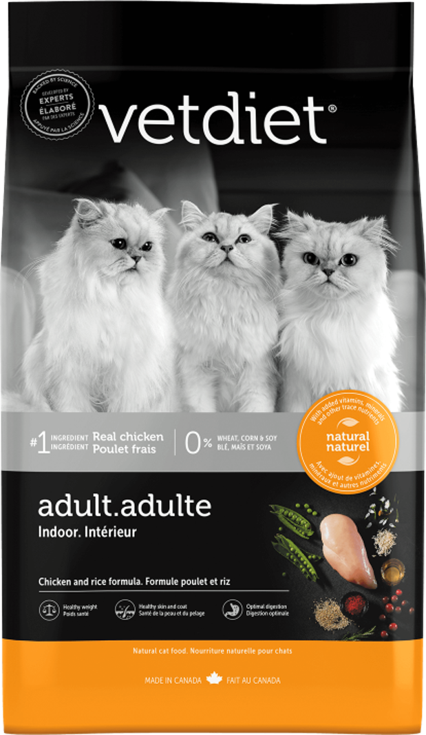 Vetdiet Adult Indoor Cat - Chicken