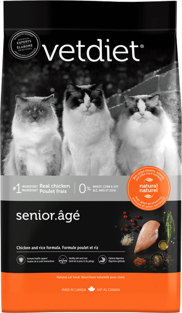 Vetdiet Senior Cat - Chicken