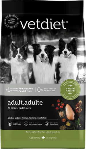 Vetdiet Adult Dog - Chicken