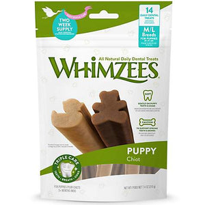 Whimzees - Puppy Dental Dog Treats
