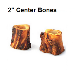 Jones Naturals - Center Cut Bones