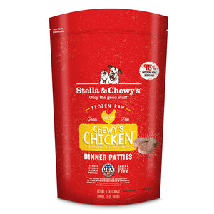 Stella & Chewy's - Frozen Raw Chicken Formula for Dogs - PICKUP ONLY