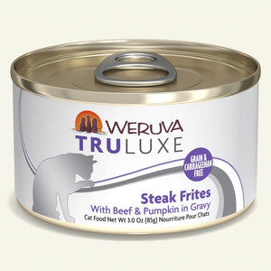 Weruva - Truluxe Steak Frites