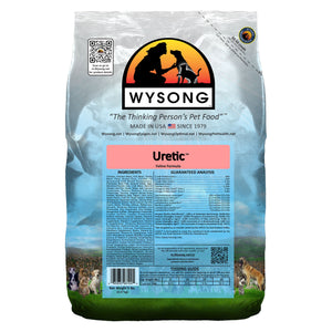 Wysong - Uretic Dry Cat Food 5lbs