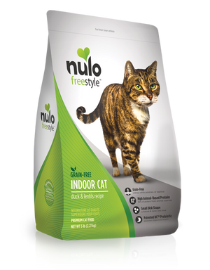 Nulo - Indoor Duck Cat Food