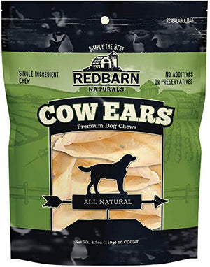 RedBarn - Cow Ears 10-pack
