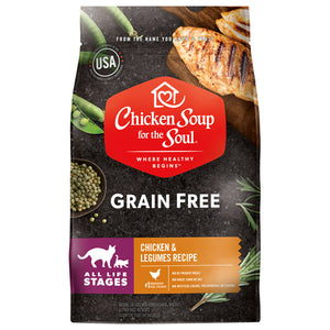 Chicken Soup for the Soul - Grain Free Chicken Cat