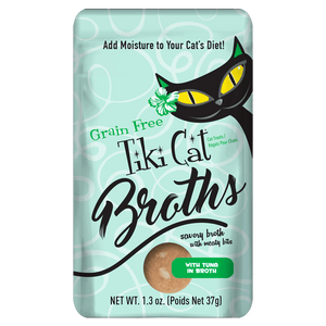 Tiki Cat - Tuna Broth