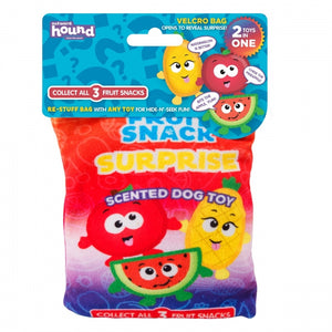 Outward Hound - Surprise Fruit Snacks Dog Toy