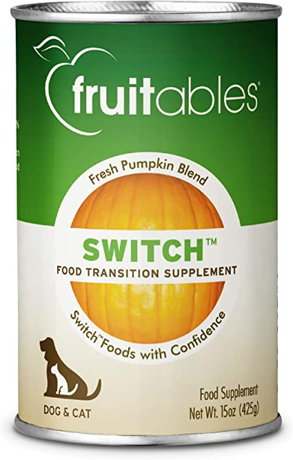 Fruitables - Switch Food Transition Supplement for Dogs & Cats