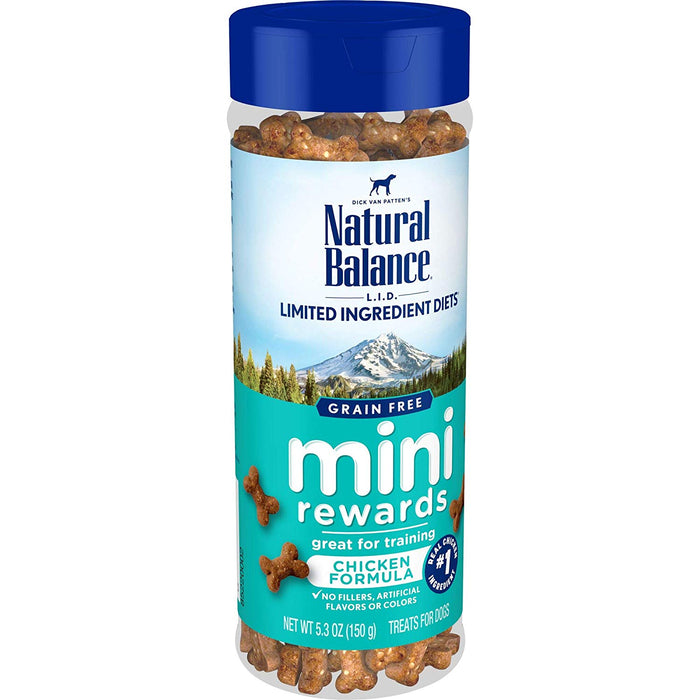 Natural Balance - Mini Rewards Chicken Treats