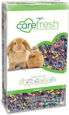 Carefresh - Confetti Small Animal Paper Bedding 23L.