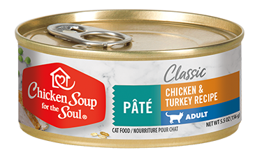 Chicken Soup for the Soul - Adult Cat Chicken & Turkey Canned 5.5-oz