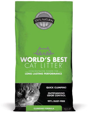 World's Best Cat Litter - Clumping