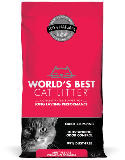 World's Best Cat Litter - Multi Cat
