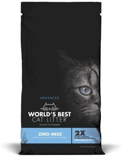 World's Best Cat Litter - Zero Mess