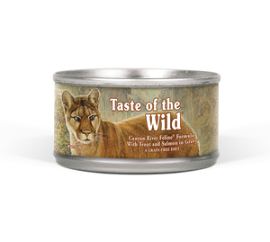 Taste of the Wild - Canyon River Feline - Canned