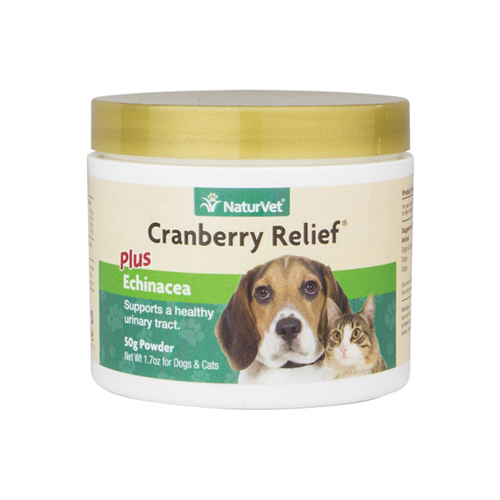 NaturVet Cranberry Relief Powder 50-grams
