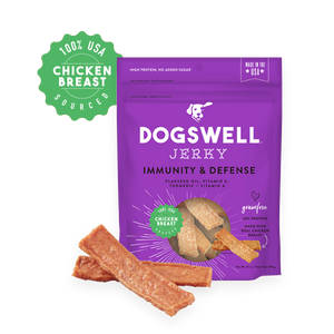 Dogswell Immunity & Defense Chicken Jerky