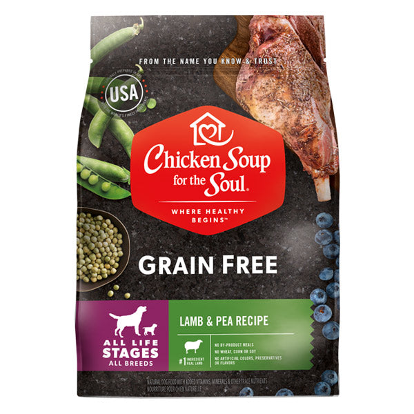 Chicken Soup for the Soul - Grain Free Adult Lamb & Pea