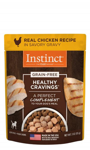 Nature's Variety - Healthy Cravings Chicken