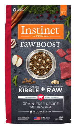 Nature's Variety - Raw Boost Beef