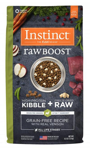 Nature's Variety - Raw Boost Venison