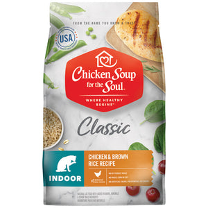 Chicken Soup for the Soul - Classic Indoor Adult Cat