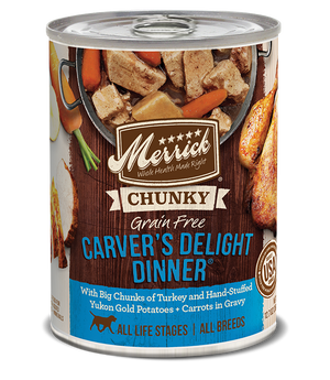 Merrick - Carver's Delight Canned
