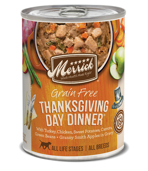 Merrick - Thanksgiving Day Dinner Canned