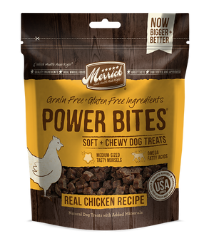 Merrick - Power Bites Chicken Treats