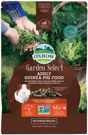 Oxbow - Garden Select Adult Guinea Pig 4-lb