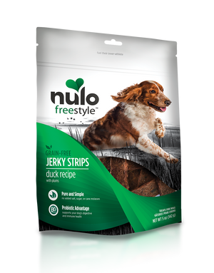 Nulo - Duck Jerky Treats 5oz.