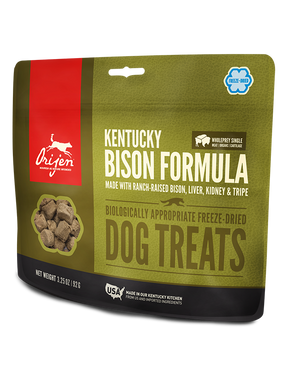 Orijen - Freeze Dried Bison Dog