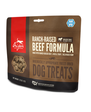 Orijen - Freeze Dried Black Angus Dog