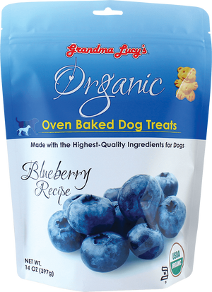 Grandma Lucy's - Blueberry Treats