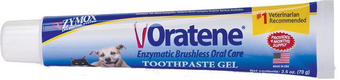 ZYMOX - Oratene® Brushless Toothpaste Gel