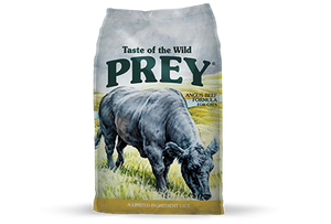 Taste of the Wild - Prey Angus Beef Feline