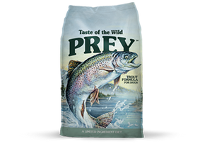 Taste of the Wild - Prey Trout