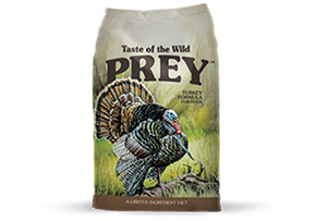 Taste of the Wild - Prey Turkey
