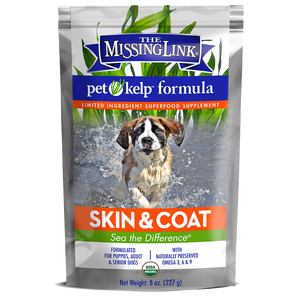 Missing Link Pet Kelp Skin & Coat 8-oz