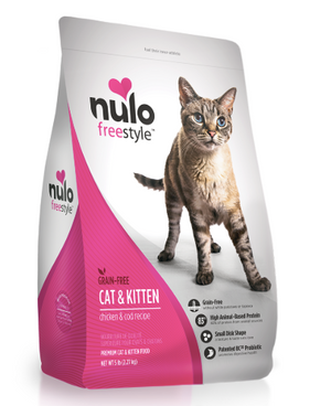 Nulo - Cat & Kitten Chicken & Cod