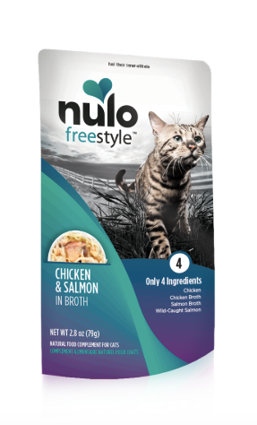 Nulo - Chicken & Salmon