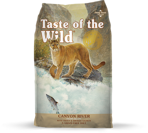 Taste of the Wild - Canyon River Feline