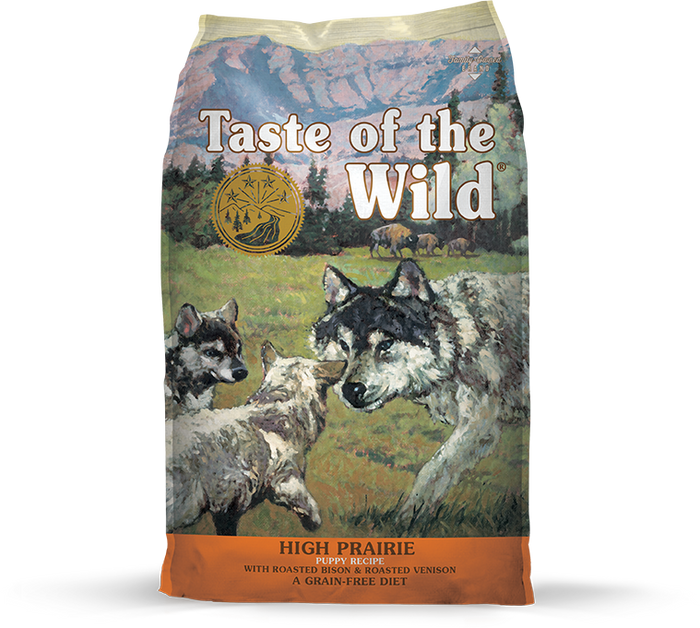 Taste of the Wild - High Prairie - Puppy