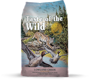 Taste of the Wild - Lowland Creek Feline